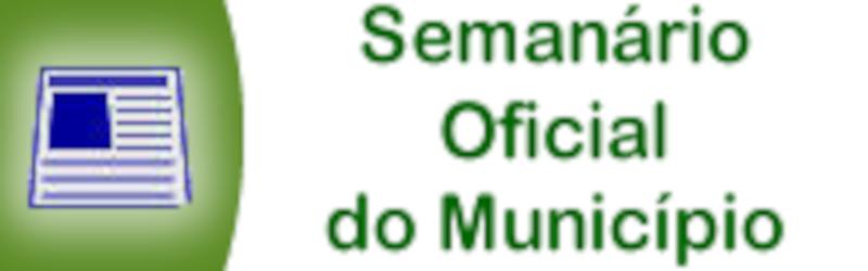 Semanário Oficial do Município